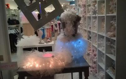 magasin esprit danse vitrine
