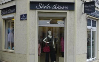 magasin stala danse devanture