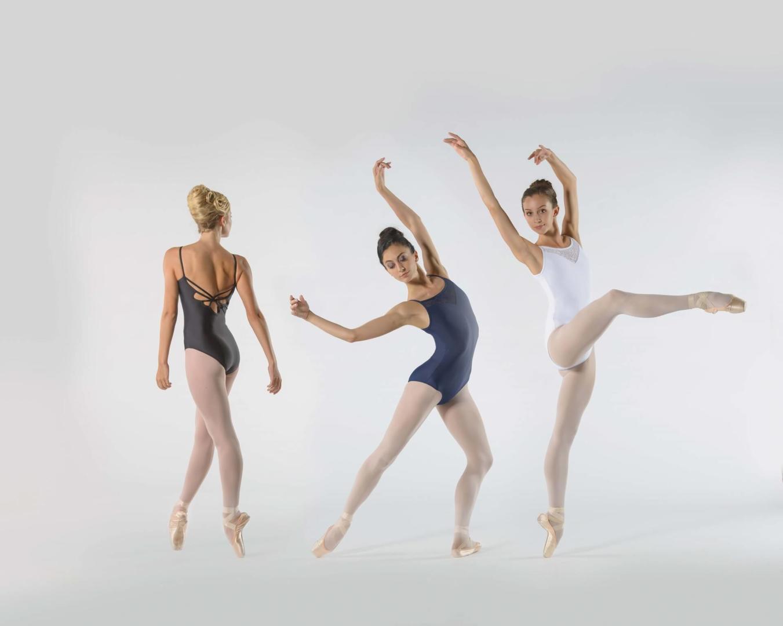 Justaucorps -ballet-rosa