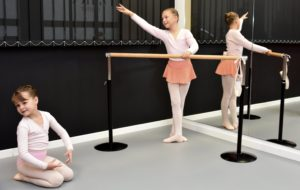 Barre de danse