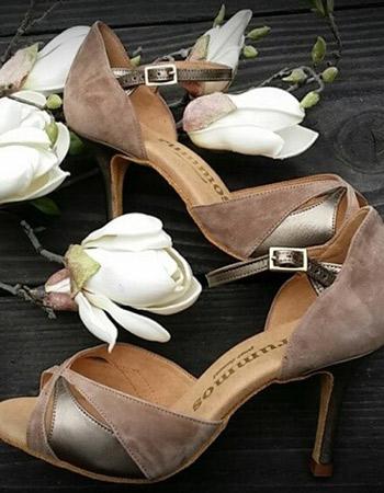chaussure femme fleure
