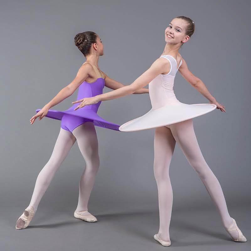 Tutu cerceau Ballet Rosa