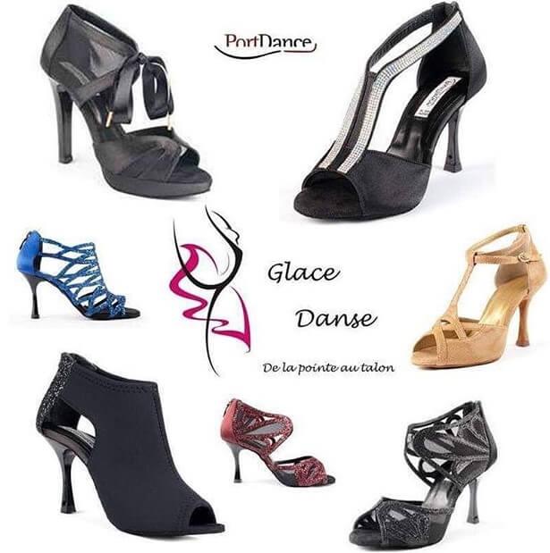 Chaussures de danse PortDance