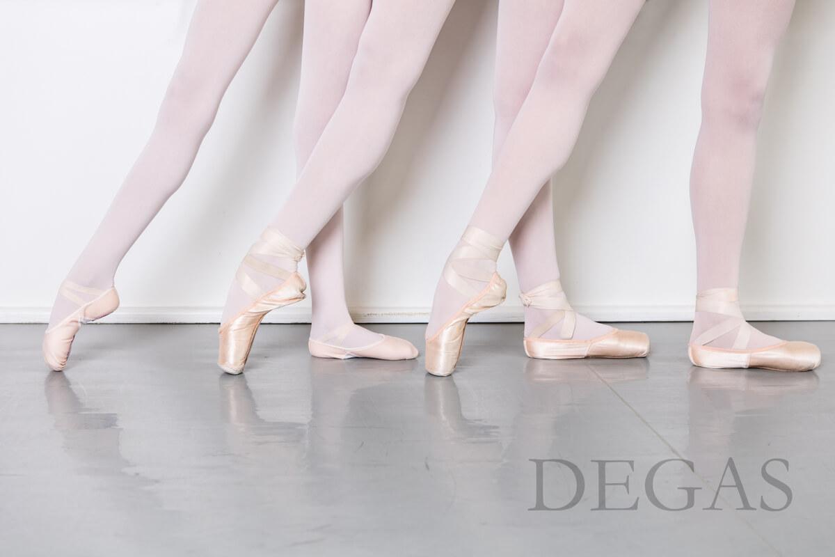 chaussons-degas -demi-pointes