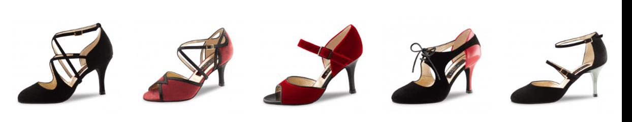 chaussures de danse tango nueva epoca