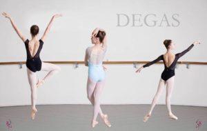 Nouvelle collection Degas GlaceDanse
