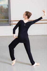 tenue de professeur de danse Degas