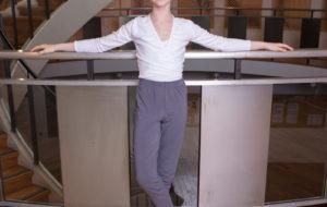 tenue d'échauffement Degas