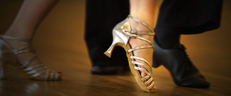 Diamant dames danse latine