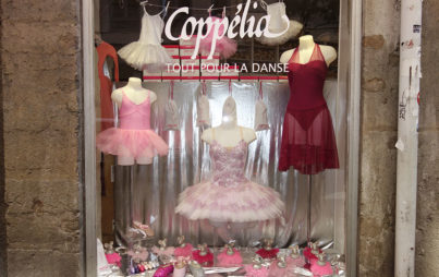 magasin coppelia lyon devanture