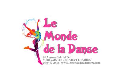 magasin mode de la danse logo